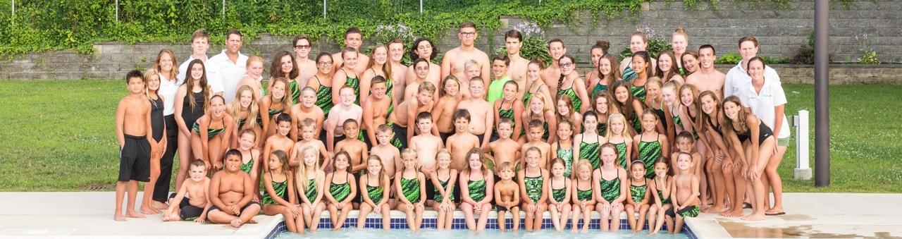 2016 Swim & Dive Team